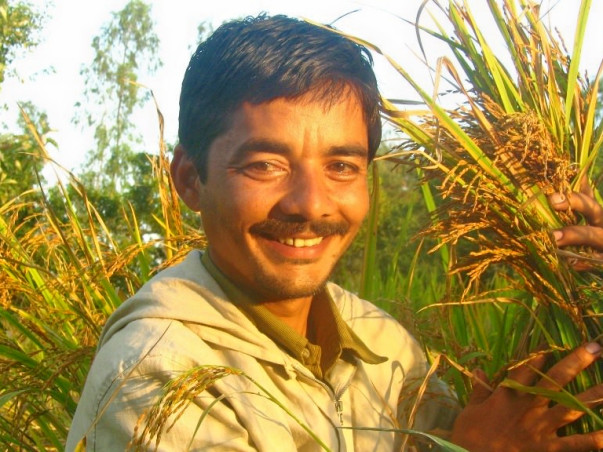 Help Syed Ghani Build A Museum To Promote The Use Of Traditional Paddy