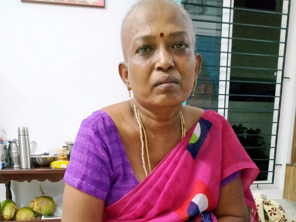 Help Vanaja Fight Cancer