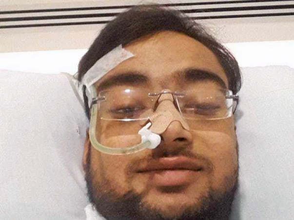 Help Ayush Undergo Kidney Transplant For The 2nd Time