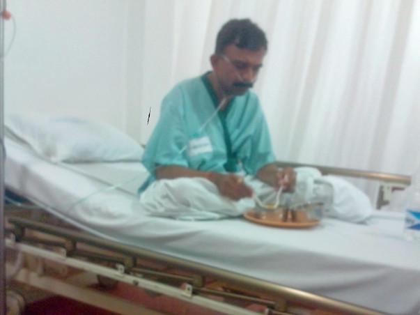 Help Prashant Kokatnur with his Lungs Transplant Operation
