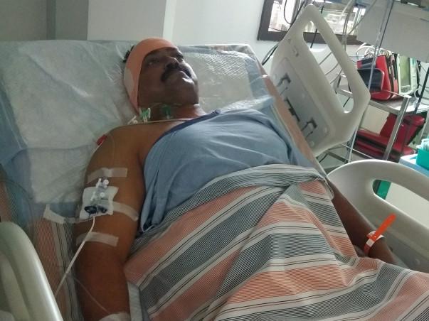 Help Balaji To Overcome Vestibular Schwannoma