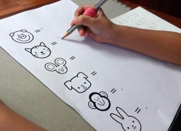 Publish A Stencil Book For Preschoolers