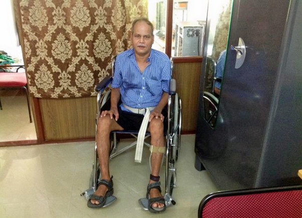 I am fundraising to umashankar Treatment Expenses