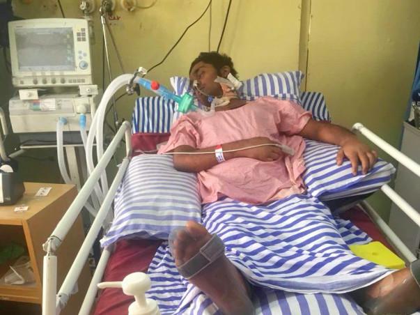 Help Kaushik Kashyap fight GBS Virus and Myositis.