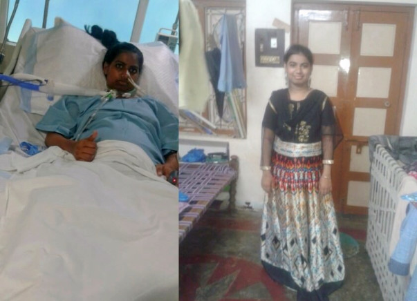 Help My Sister Naziya Come Out Of ICU