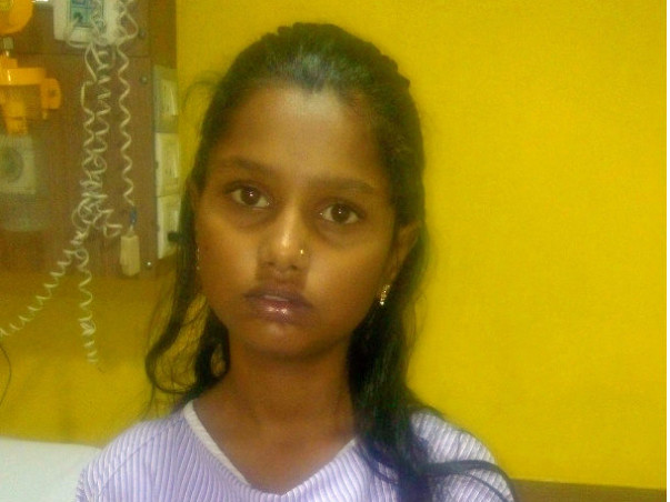 Help Dhivya get a heart transplant