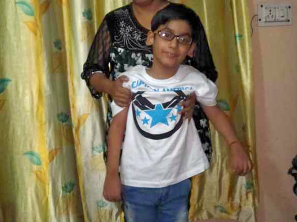 Help Son for Cerebral Palsy