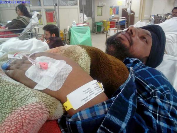 Help Amandeep Undergo A Liver Transplant