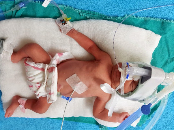 Help Faiyaz & Shirin Save Their Premature Baby.