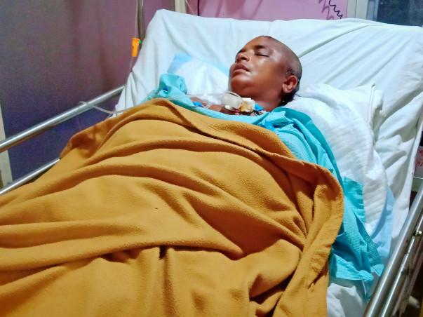 Help padmabhaskar family