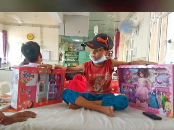 Help Karishma to fight Cancer