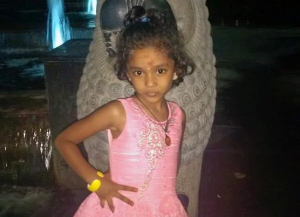Help Sastika Undergo Treatment And Fight Neuroblastoma