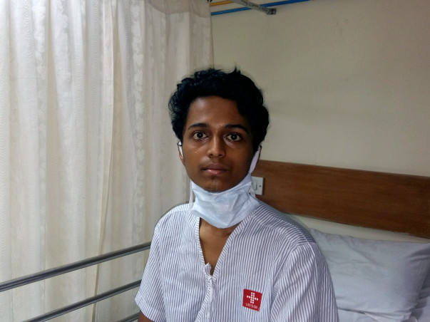 Help Adithya Kamath to bear with the Liver Transplantation Cost