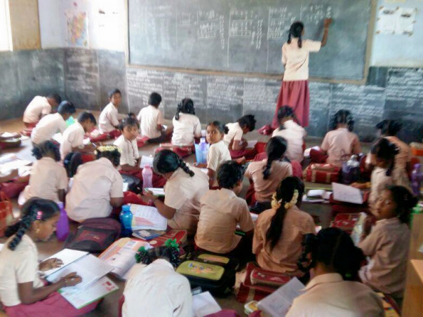 Help Our Village School
