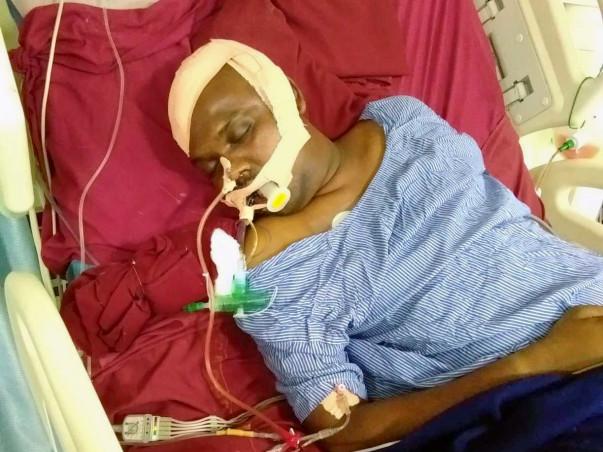 Help Sunny Bhale Fight Brain Tumor & Paralysis