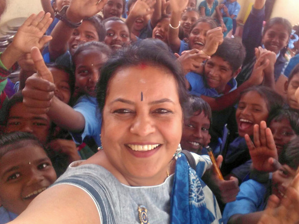 I am Running this Bengaluru Marathon to Support Mitra Jyothi