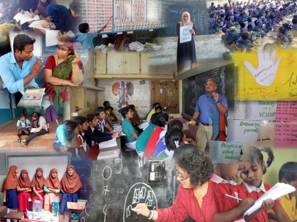 I am supporting Community Teacher Development program for Underprivileged Students