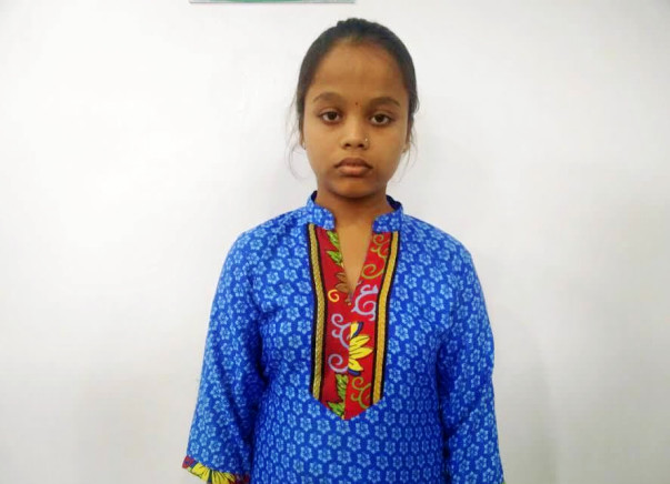 14-year-old Grishma Needs Your Help To Undergo A Surgery Immediately