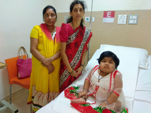 5-year-old With Cataract Is Blind By Birth And Cannot Afford Surgery