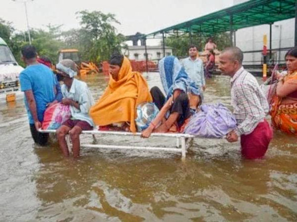 Help Raise Funds For Bihar Flood Victims