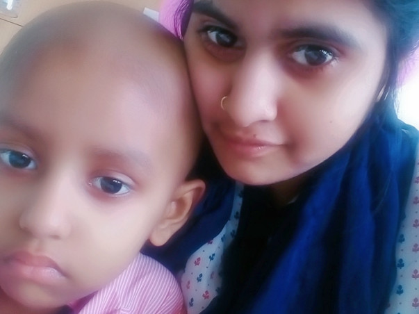 Help My Daughter Fight Leukemia