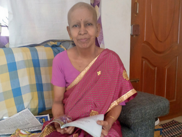 Help My Mom in Her Fight Against Cancer
