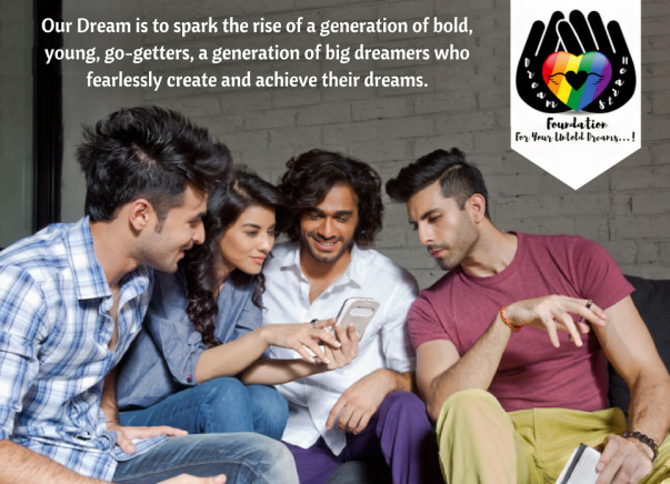 Help us to Create NGO and Make Things Better With Youth.