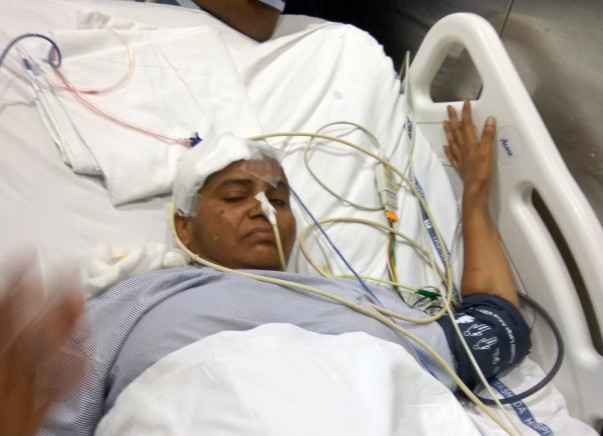 Help my spouse to recover from Heart and brain attack