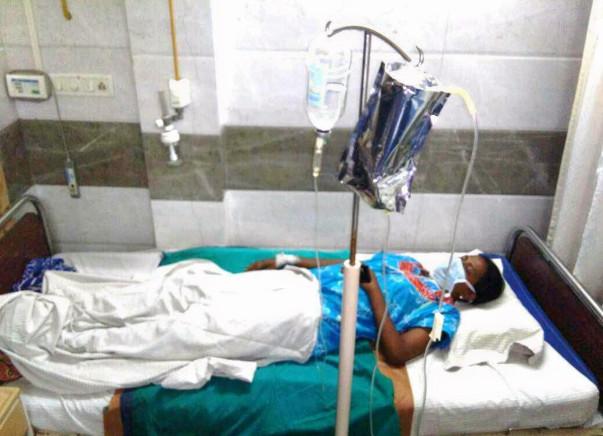 Save Cancer fighter Sneha Pawar Age 27