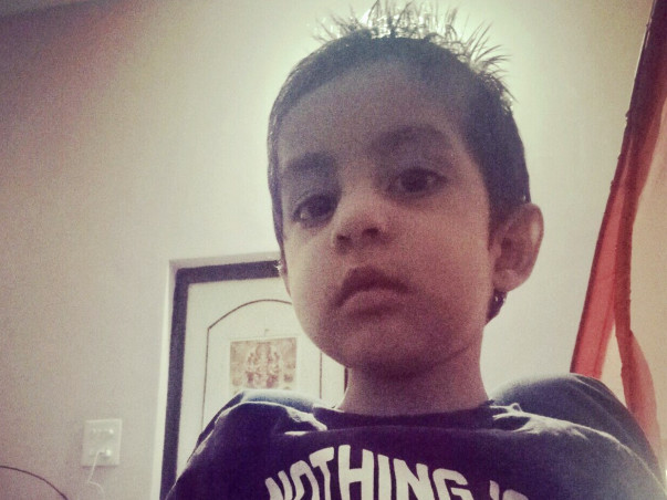Help Arav Rajput Fight Spinal Muscular Atrophy