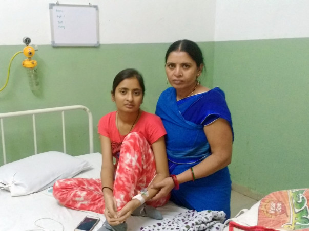 Please Help Vaishali Undergo Bone Marrow Transplant