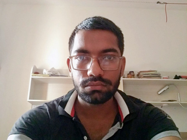 Help Harsh Fight For His Education