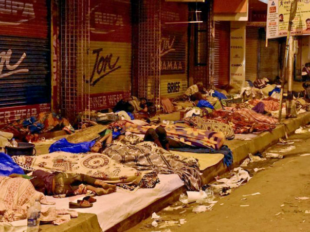 Willing to Donate Blankets to Needy People in Bihar