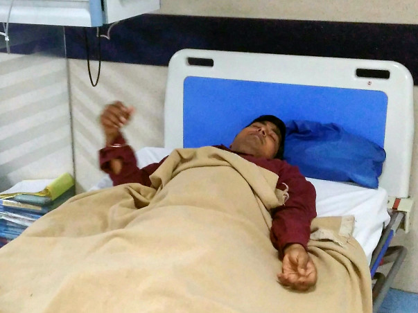 Help Shiv Kumar With His Spinal Injury