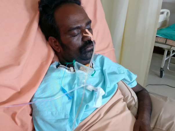 Help Rajanna Recover from Head Injury