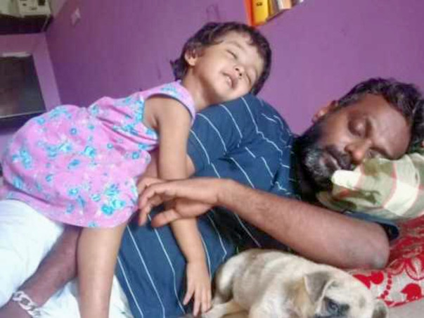 Help Talia 3 Year Old Girl, Who Lost Her Father, Antonio