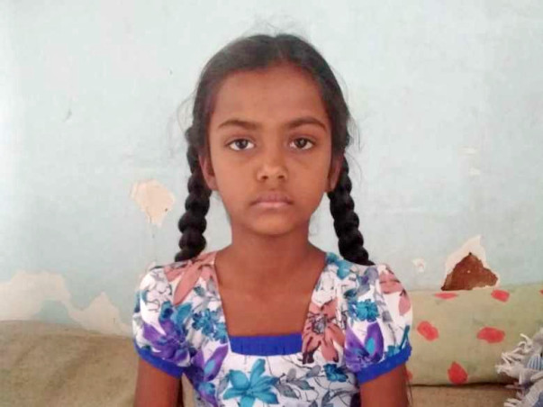 8 Years Old Swetha Needs Your Help Fight Dengue/ Multi-Organ Failure