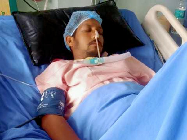 Support Govind Singh Dhami Recover From Head Injury