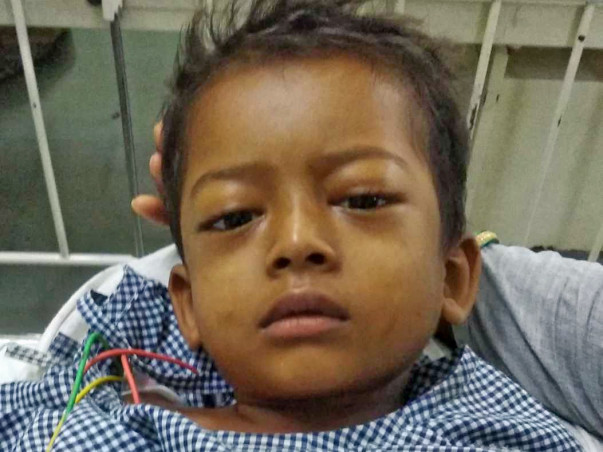 Support 4 Year Vignesh Rajendra Madane Recover From Neuroblastoma