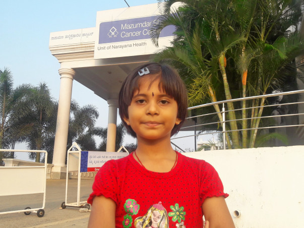 Help Priyanka get treatment for Thalassemia