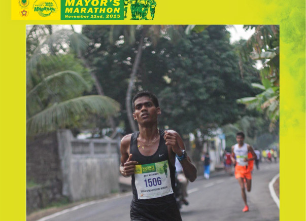 Help Dnyaneshwar and other Adhivasi athletes compete in sports.
