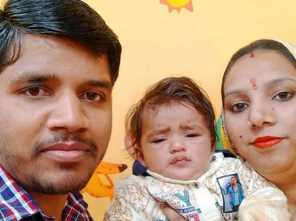 Help Father Of 1-yr-old Recover From A Major Accident