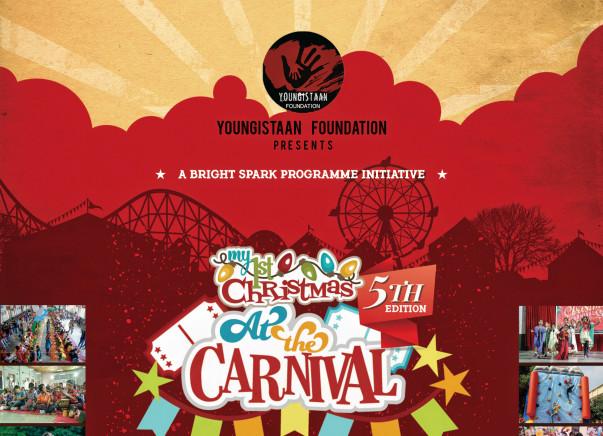 Carnival for 400 Underprivileged Children