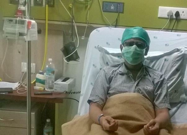 Help Dhruv fight blood cancer
