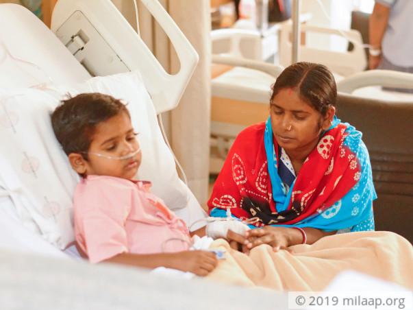 Rajeev Kewat needs your help to undergo his treatment