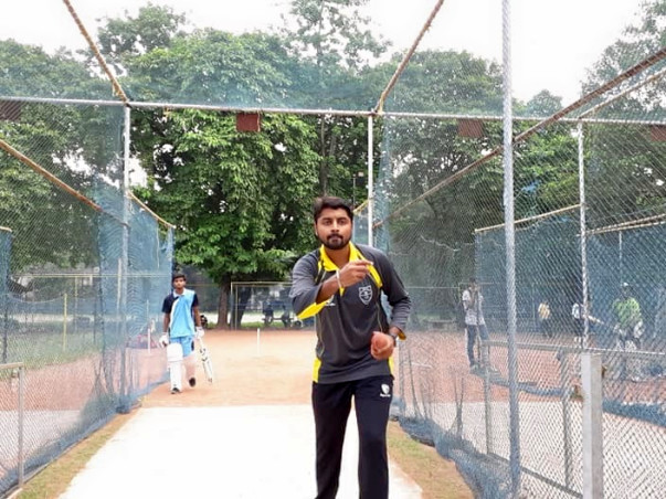 Help Me Train Young Talent in Cricket