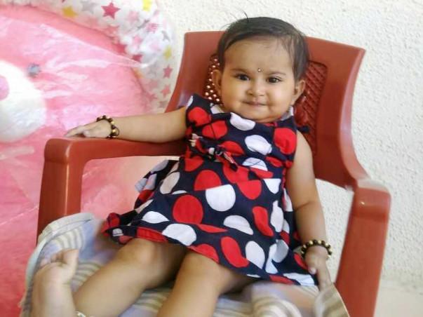 Help 9 month old Ishwari Undergo Cardiac Surgery