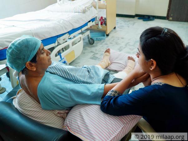 Meena Keshwani needs your help!