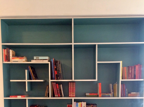 Build a Library, support art, fund artists, lend a HeArt!