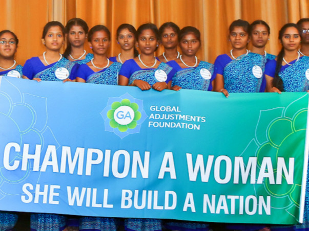 Support Shakti Scholars to be champion women!